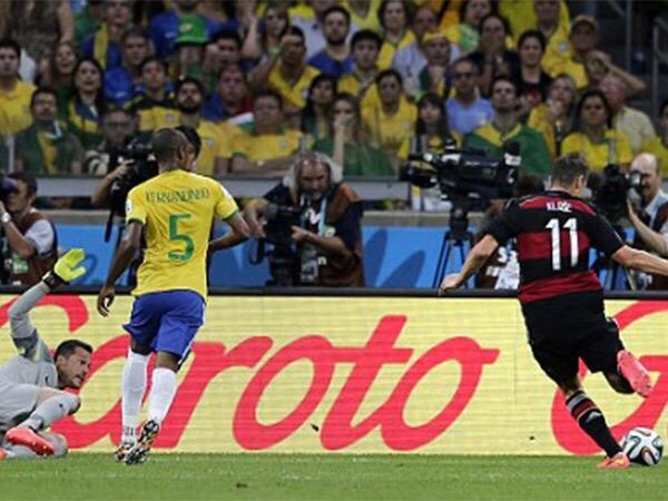 كلوزه يتصدره ترتيب هدافي كأس العالم بـ 16 هدفاً